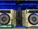 Table Top плейъри с канален миксер Pioneer CDJ-800 MK II, Pioneer DJM-250MK2