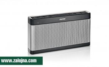 Bluetooth колона Bose SoundLink Bluetooth Speaker III