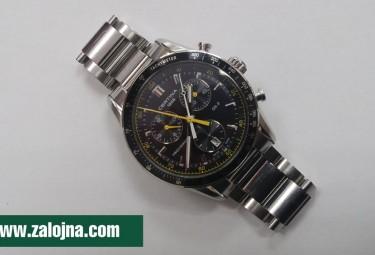 Часовник Certina DS 2 Chronograph Black Dial