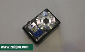Фотоапарат Sony Cyber-shot DSC-W40